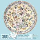 99 Butterflies (round) 300 large pieces
