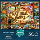 America's National Parks 500 pieces