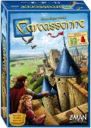 Carcassonne (2-5 players) Age 7+