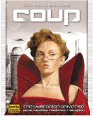 Coup (2-6 players) Age 14+