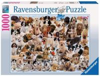 Dogs Galore 1000 pieces