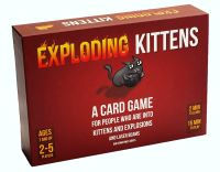 Exploding Kittens (2-5 players) Age 7+