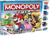 Monopoly Gamer (2-4 players) Age 8+