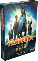 Pandemic (2-4 players) Age 8+