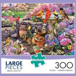 Spring Clean Up 300 large pieces