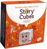 Rory's Story Cubes (1 or more players) Age 6+