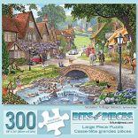 Summer Village Stream 300 large pieces