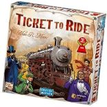 Ticket to Ride 2-5 players) Age 8+