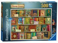 Vintage Library 500 pieces