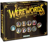 Werewords (4-20 players) Age 8+